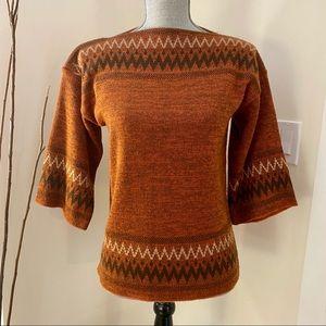 Vtg Sweater